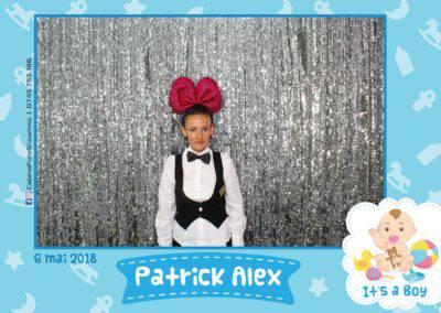 Cabina Foto Showtime - FUN BOX - Patrick Alex - Botez - Restaurant Paradis Events Valcea - Print (7)