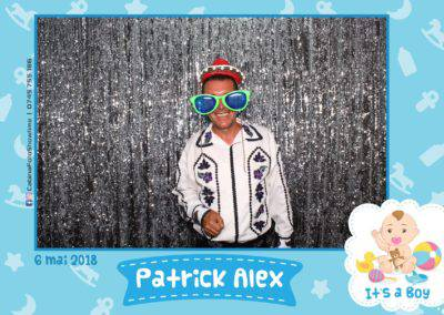 Cabina Foto Showtime - FUN BOX - Patrick Alex - Botez - Restaurant Paradis Events Valcea - Print (71)