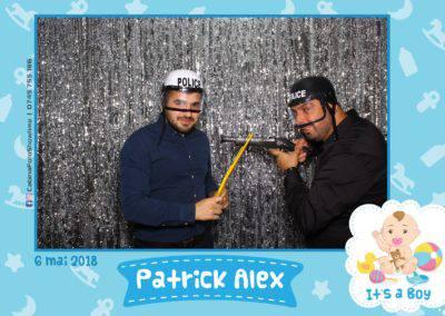Cabina Foto Showtime - FUN BOX - Patrick Alex - Botez - Restaurant Paradis Events Valcea - Print (73)