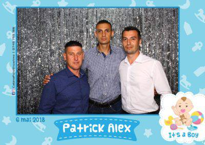 Cabina Foto Showtime - FUN BOX - Patrick Alex - Botez - Restaurant Paradis Events Valcea - Print (90)
