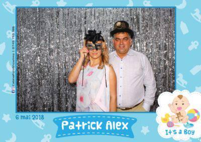 Cabina Foto Showtime - FUN BOX - Patrick Alex - Botez - Restaurant Paradis Events Valcea - Print (93)