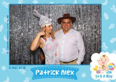 Cabina Foto Showtime - FUN BOX - Patrick Alex - Botez - Restaurant Paradis Events Valcea - Print (94)