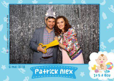 Cabina Foto Showtime - FUN BOX - Patrick Alex - Botez - Restaurant Paradis Events Valcea - Print (95)