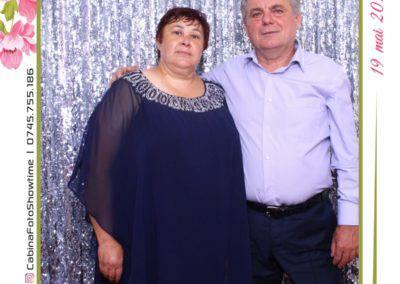Cabina Foto Showtime - MAGIC MIRROR - Janina & Adrian - Nunta - Restaurant Premier Palace Horezu - Print (105)