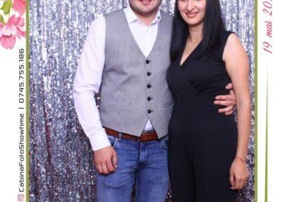 Cabina Foto Showtime - MAGIC MIRROR - Janina & Adrian - Nunta - Restaurant Premier Palace Horezu - Print (111)