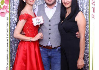 Cabina Foto Showtime - MAGIC MIRROR - Janina & Adrian - Nunta - Restaurant Premier Palace Horezu - Print (112)