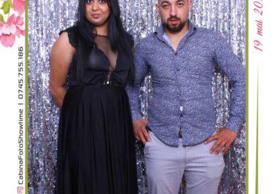 Cabina Foto Showtime - MAGIC MIRROR - Janina & Adrian - Nunta - Restaurant Premier Palace Horezu - Print (115)