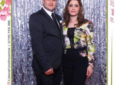 Cabina Foto Showtime - MAGIC MIRROR - Janina & Adrian - Nunta - Restaurant Premier Palace Horezu - Print (121)