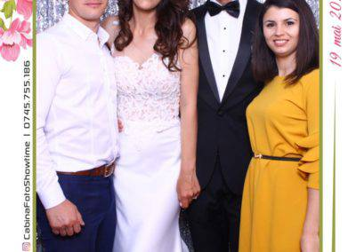 Cabina Foto Showtime - MAGIC MIRROR - Janina & Adrian - Nunta - Restaurant Premier Palace Horezu - Print (126)