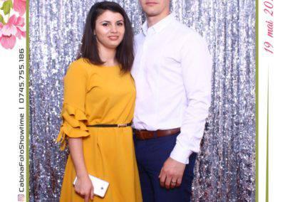 Cabina Foto Showtime - MAGIC MIRROR - Janina & Adrian - Nunta - Restaurant Premier Palace Horezu - Print (127)