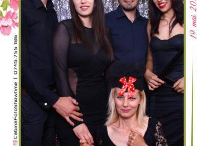 Cabina Foto Showtime - MAGIC MIRROR - Janina & Adrian - Nunta - Restaurant Premier Palace Horezu - Print (132)