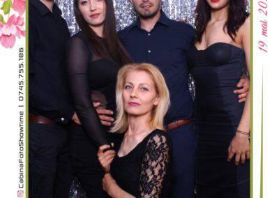 Cabina Foto Showtime - MAGIC MIRROR - Janina & Adrian - Nunta - Restaurant Premier Palace Horezu - Print (134)