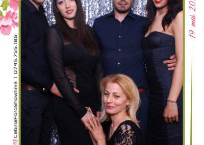 Cabina Foto Showtime - MAGIC MIRROR - Janina & Adrian - Nunta - Restaurant Premier Palace Horezu - Print (135)