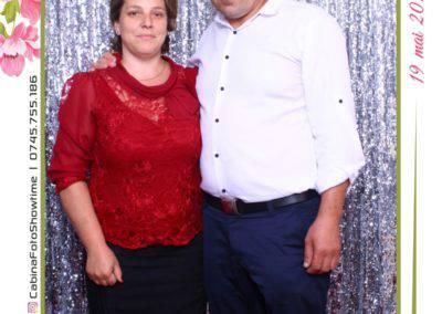 Cabina Foto Showtime - MAGIC MIRROR - Janina & Adrian - Nunta - Restaurant Premier Palace Horezu - Print (170)