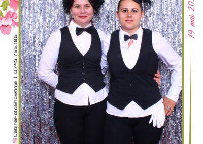 Cabina Foto Showtime - MAGIC MIRROR - Janina & Adrian - Nunta - Restaurant Premier Palace Horezu - Print (2)