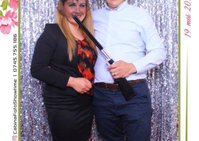 Cabina Foto Showtime - MAGIC MIRROR - Janina & Adrian - Nunta - Restaurant Premier Palace Horezu - Print (204)
