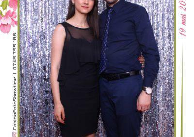 Cabina Foto Showtime - MAGIC MIRROR - Janina & Adrian - Nunta - Restaurant Premier Palace Horezu - Print (222)
