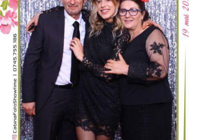 Cabina Foto Showtime - MAGIC MIRROR - Janina & Adrian - Nunta - Restaurant Premier Palace Horezu - Print (225)
