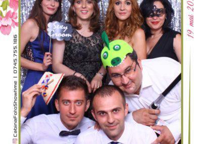 Cabina Foto Showtime - MAGIC MIRROR - Janina & Adrian - Nunta - Restaurant Premier Palace Horezu - Print (24)