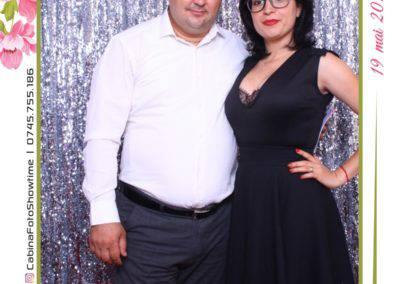 Cabina Foto Showtime - MAGIC MIRROR - Janina & Adrian - Nunta - Restaurant Premier Palace Horezu - Print (25)
