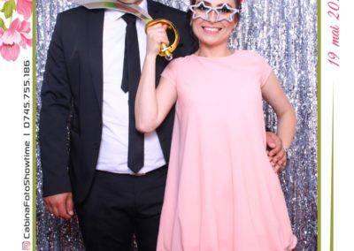 Cabina Foto Showtime - MAGIC MIRROR - Janina & Adrian - Nunta - Restaurant Premier Palace Horezu - Print (26)