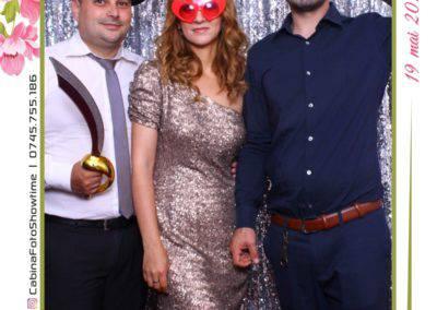 Cabina Foto Showtime - MAGIC MIRROR - Janina & Adrian - Nunta - Restaurant Premier Palace Horezu - Print (30)