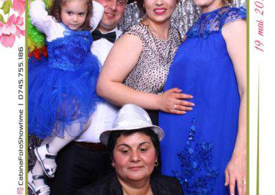 Cabina Foto Showtime - MAGIC MIRROR - Janina & Adrian - Nunta - Restaurant Premier Palace Horezu - Print (36)