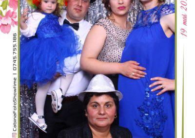 Cabina Foto Showtime - MAGIC MIRROR - Janina & Adrian - Nunta - Restaurant Premier Palace Horezu - Print (37)