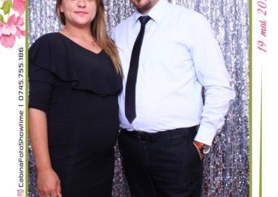 Cabina Foto Showtime - MAGIC MIRROR - Janina & Adrian - Nunta - Restaurant Premier Palace Horezu - Print (42)