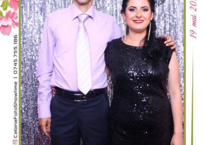 Cabina Foto Showtime - MAGIC MIRROR - Janina & Adrian - Nunta - Restaurant Premier Palace Horezu - Print (5)