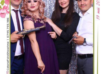 Cabina Foto Showtime - MAGIC MIRROR - Janina & Adrian - Nunta - Restaurant Premier Palace Horezu - Print (53)