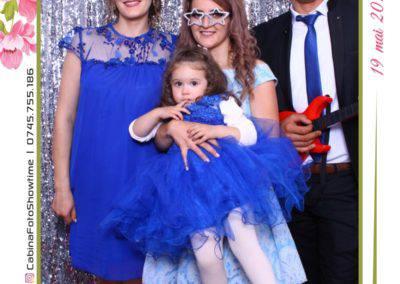 Cabina Foto Showtime - MAGIC MIRROR - Janina & Adrian - Nunta - Restaurant Premier Palace Horezu - Print (83)
