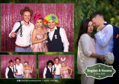 Cabina Foto Showtime - FUN BOX -Bogdan & Roxana - Nunta - OK Ballroom Ramnicu Valcea (1)