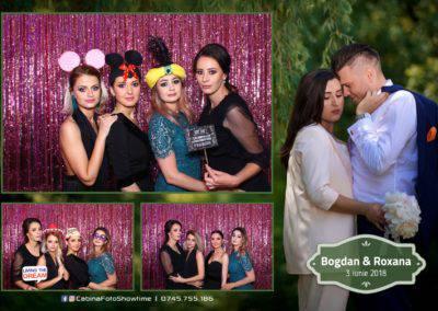 Cabina Foto Showtime - FUN BOX -Bogdan & Roxana - Nunta - OK Ballroom Ramnicu Valcea (13)