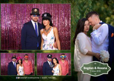 Cabina Foto Showtime - FUN BOX -Bogdan & Roxana - Nunta - OK Ballroom Ramnicu Valcea (19)