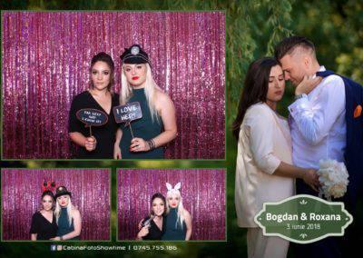 Cabina Foto Showtime - FUN BOX -Bogdan & Roxana - Nunta - OK Ballroom Ramnicu Valcea (2)