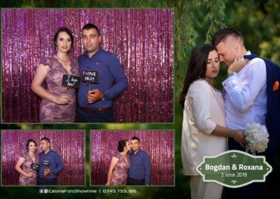 Cabina Foto Showtime - FUN BOX -Bogdan & Roxana - Nunta - OK Ballroom Ramnicu Valcea (20)