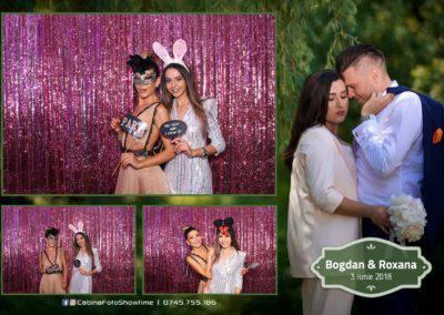 Cabina Foto Showtime - FUN BOX -Bogdan & Roxana - Nunta - OK Ballroom Ramnicu Valcea (21)