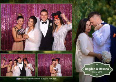 Cabina Foto Showtime - FUN BOX -Bogdan & Roxana - Nunta - OK Ballroom Ramnicu Valcea (23)