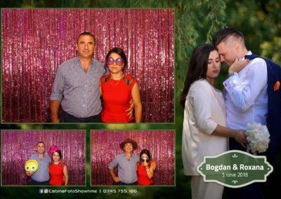 Cabina Foto Showtime - FUN BOX -Bogdan & Roxana - Nunta - OK Ballroom Ramnicu Valcea (25)