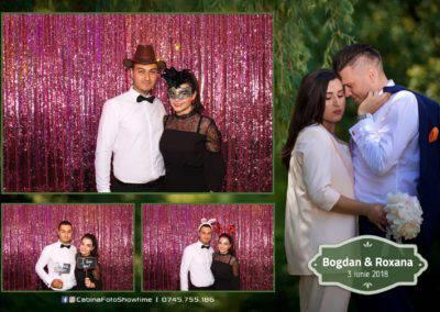 Cabina Foto Showtime - FUN BOX -Bogdan & Roxana - Nunta - OK Ballroom Ramnicu Valcea (26)