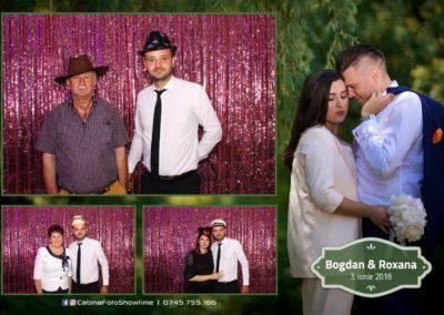 Cabina Foto Showtime - FUN BOX -Bogdan & Roxana - Nunta - OK Ballroom Ramnicu Valcea (27)