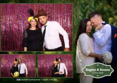 Cabina Foto Showtime - FUN BOX -Bogdan & Roxana - Nunta - OK Ballroom Ramnicu Valcea (29)