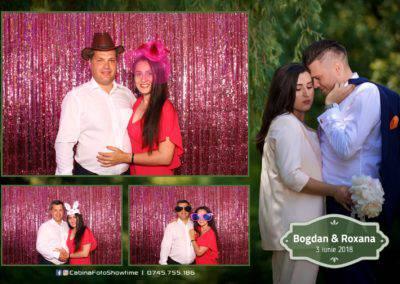 Cabina Foto Showtime - FUN BOX -Bogdan & Roxana - Nunta - OK Ballroom Ramnicu Valcea (3)