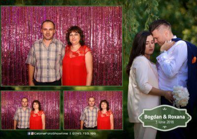 Cabina Foto Showtime - FUN BOX -Bogdan & Roxana - Nunta - OK Ballroom Ramnicu Valcea (30)