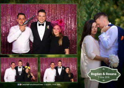 Cabina Foto Showtime - FUN BOX -Bogdan & Roxana - Nunta - OK Ballroom Ramnicu Valcea (35)