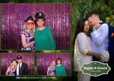 Cabina Foto Showtime - FUN BOX -Bogdan & Roxana - Nunta - OK Ballroom Ramnicu Valcea (39)