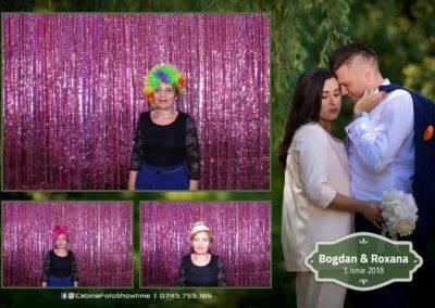 Cabina Foto Showtime - FUN BOX -Bogdan & Roxana - Nunta - OK Ballroom Ramnicu Valcea (4)