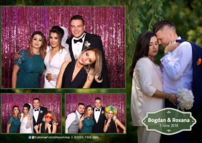 Cabina Foto Showtime - FUN BOX -Bogdan & Roxana - Nunta - OK Ballroom Ramnicu Valcea (42)
