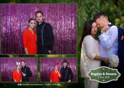 Cabina Foto Showtime - FUN BOX -Bogdan & Roxana - Nunta - OK Ballroom Ramnicu Valcea (50)
